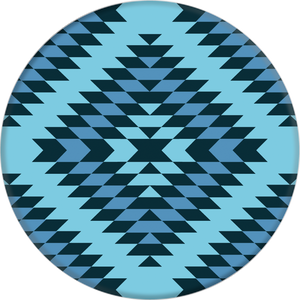 PopSockets Grip Puebla Blue, PopSockets