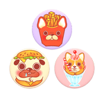 PopMinis Pup-A-Licious, PopSockets
