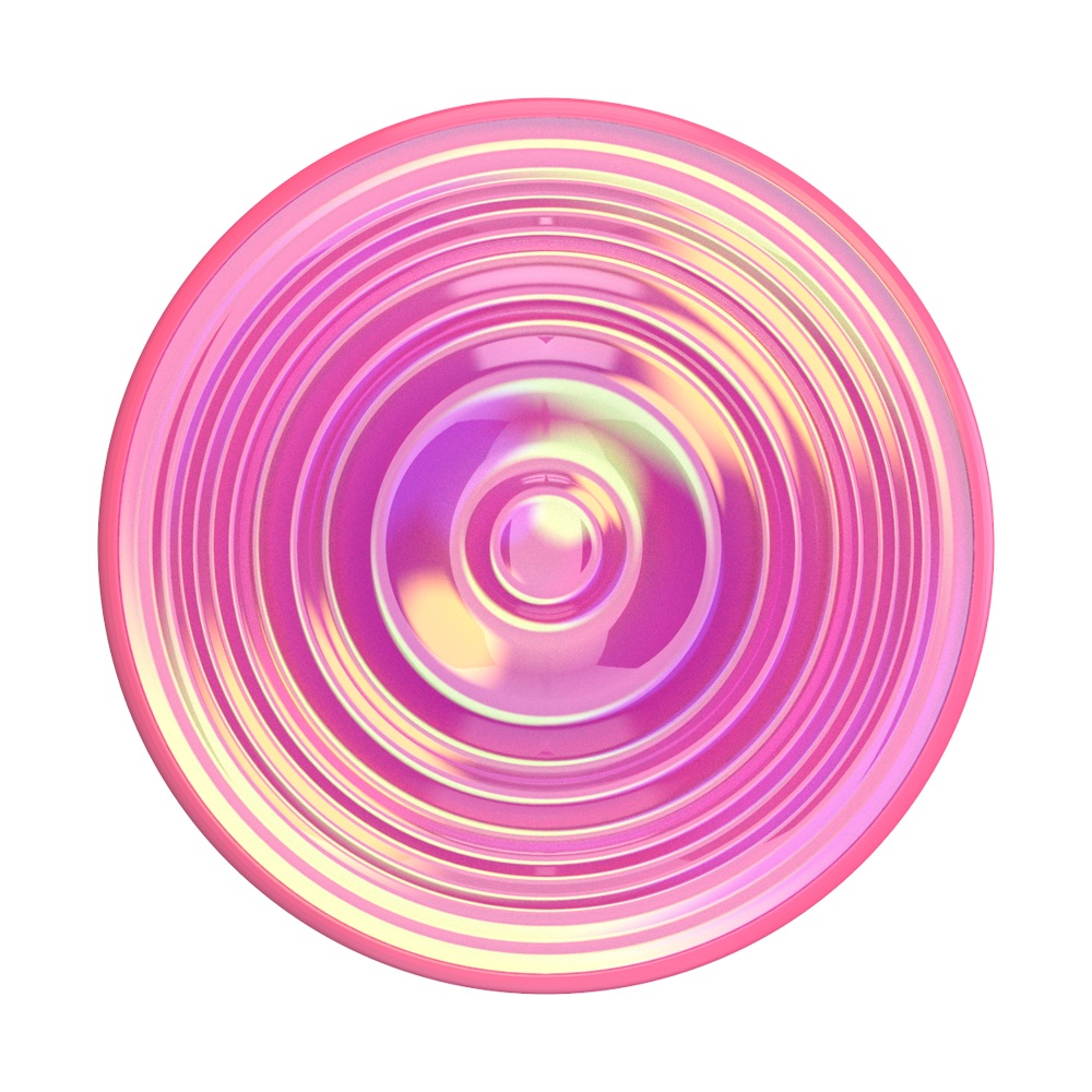 Ripple Opalescent Pink, PopSockets