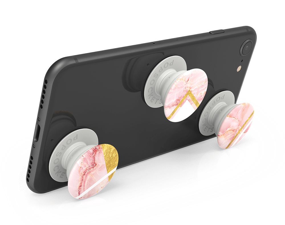 PopMinis Rose Marble Glam, PopSockets
