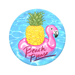 Swappable Beach Please, PopSockets