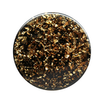 Swappable Foil Confetti Gold, PopSockets