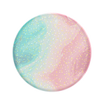 Swappable Glitter Peach Shores, PopSockets