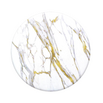 Swappable Gold Lutz Marble, PopSockets