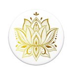 Swappable Golden Prana, PopSockets