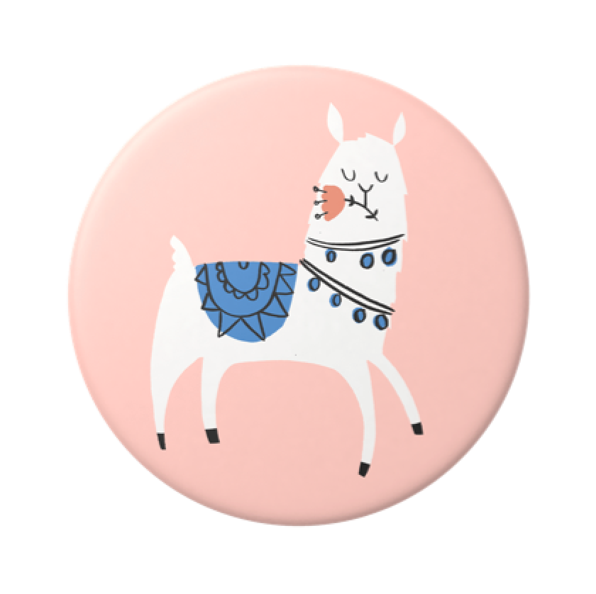 Swappable Loyal-Llama-Lover, PopSockets