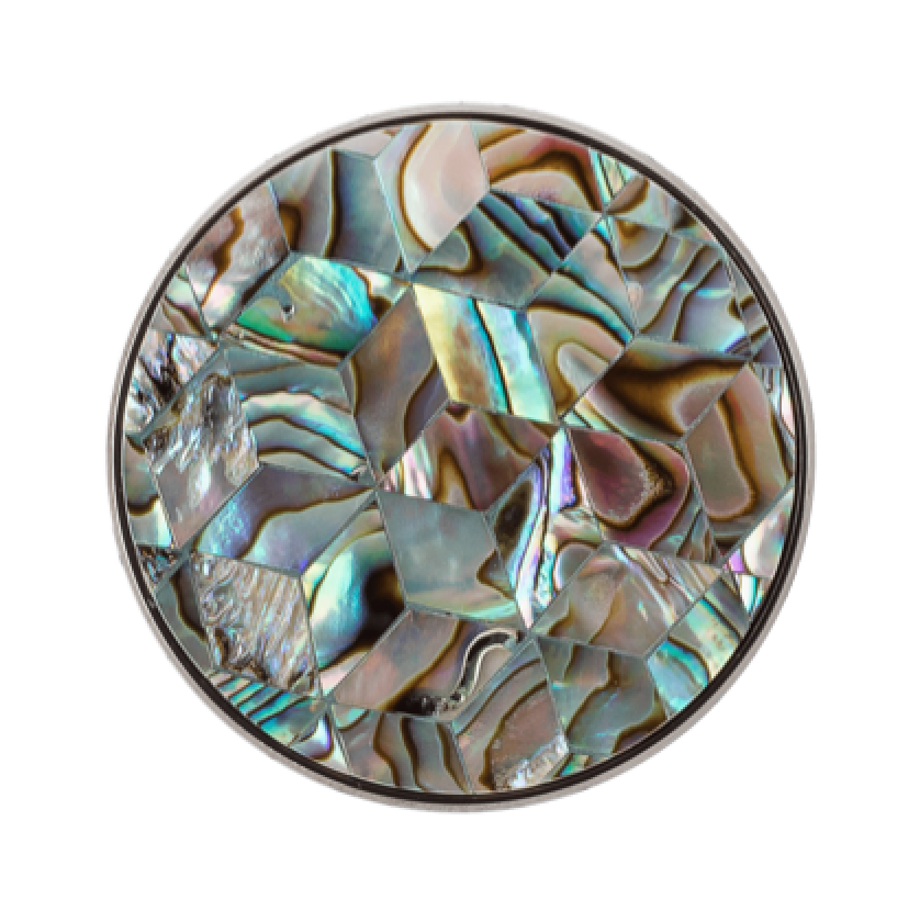 Swappable Paua Abalone Stars