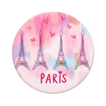 Swappable Paris Love, PopSockets