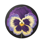 Swappable Proud Pansy, PopSockets