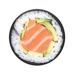 Swappable Salmon Roll, PopSockets