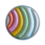 Swappable Stitched Grand Rainbow Of Funk, PopSockets