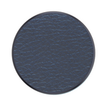 Swappable Pebbled Vegan Prussian Navy, PopSockets
