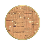 Swappable Metallic Cork Gold, PopSockets