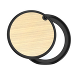 Swappable PopMirror Aluminum Brushed Gold, PopSockets