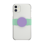 PopGrip Slide Stretch Iris Mint, PopSockets