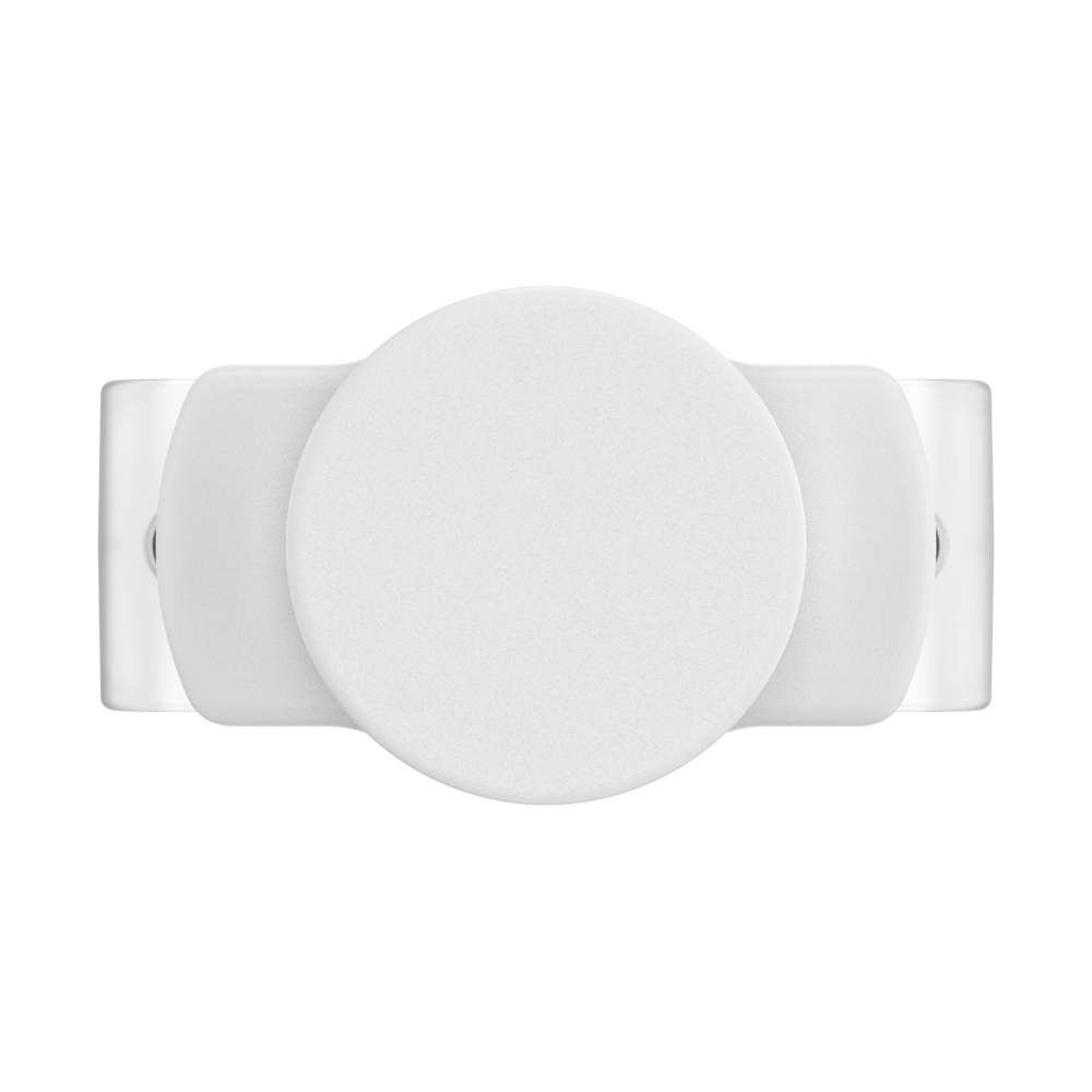 PopGrip Slide Stretch White, PopSockets