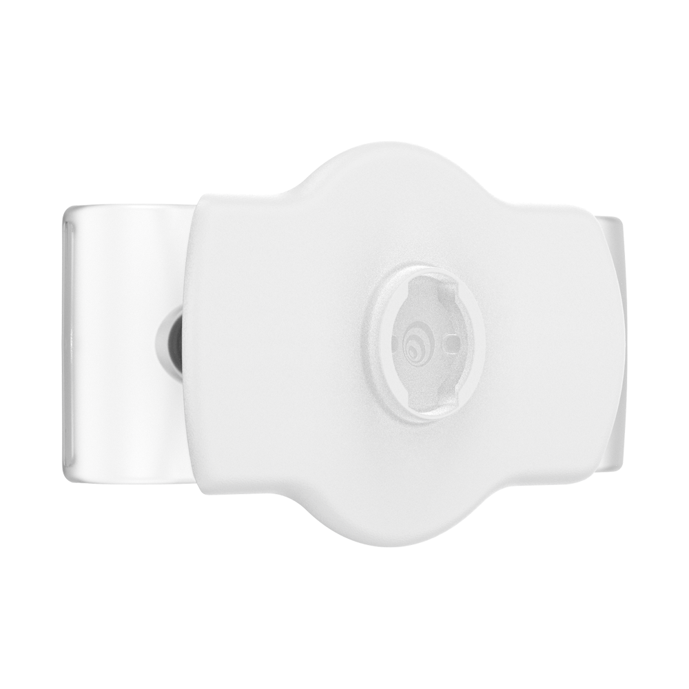 PopGrip Slide Stretch White