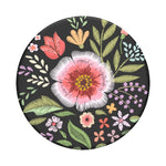 Flower Flair Black, PopSockets