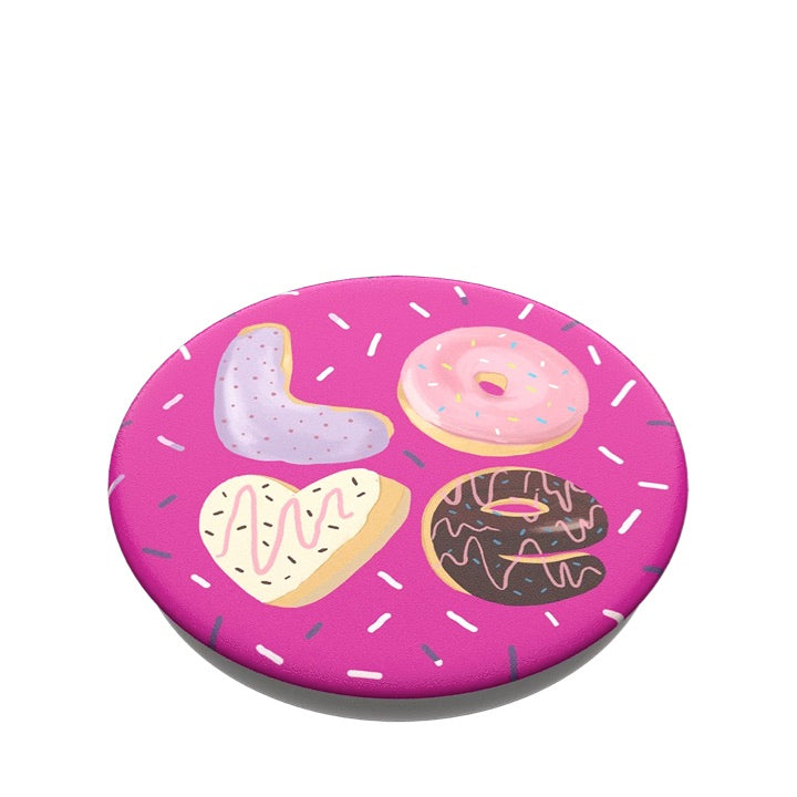 Love Donut OW, PopSockets