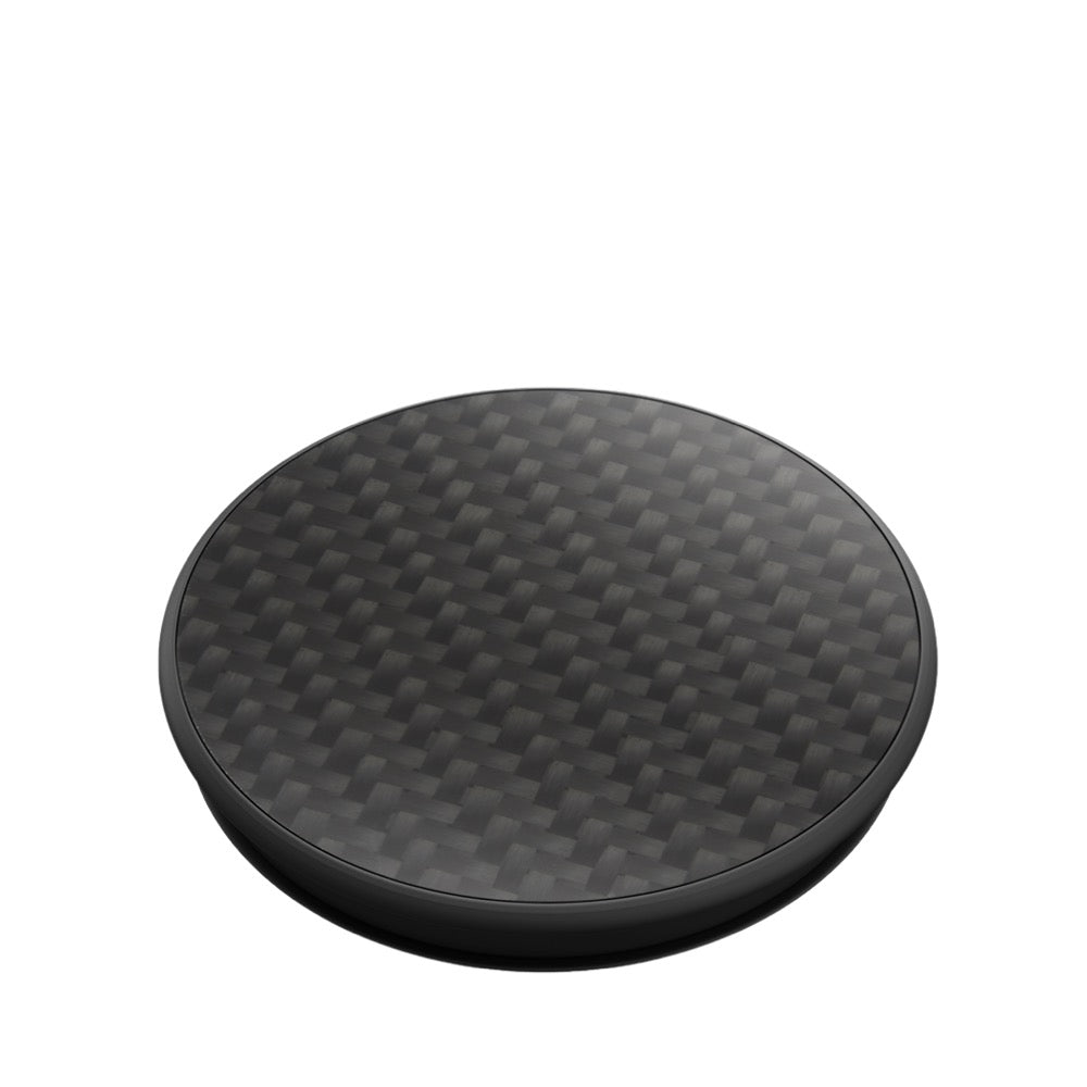 Swappable Genuine Carbon Fiber, PopSockets