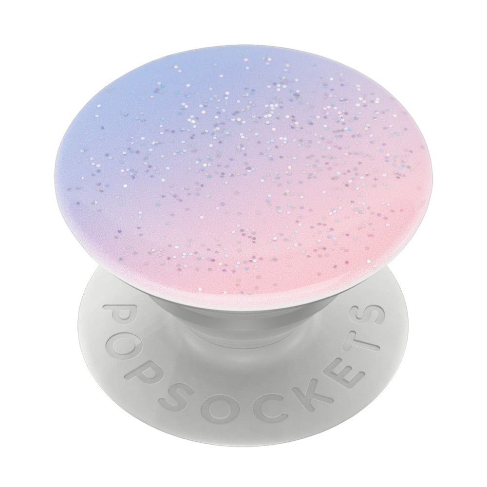 Swappable Glitter Morning Haze, PopSockets
