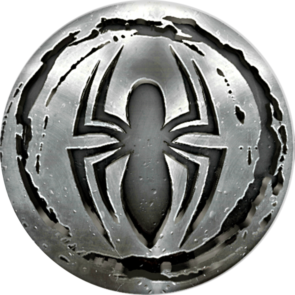 PopSockets Grip Monochrome Spiderman, PopSockets