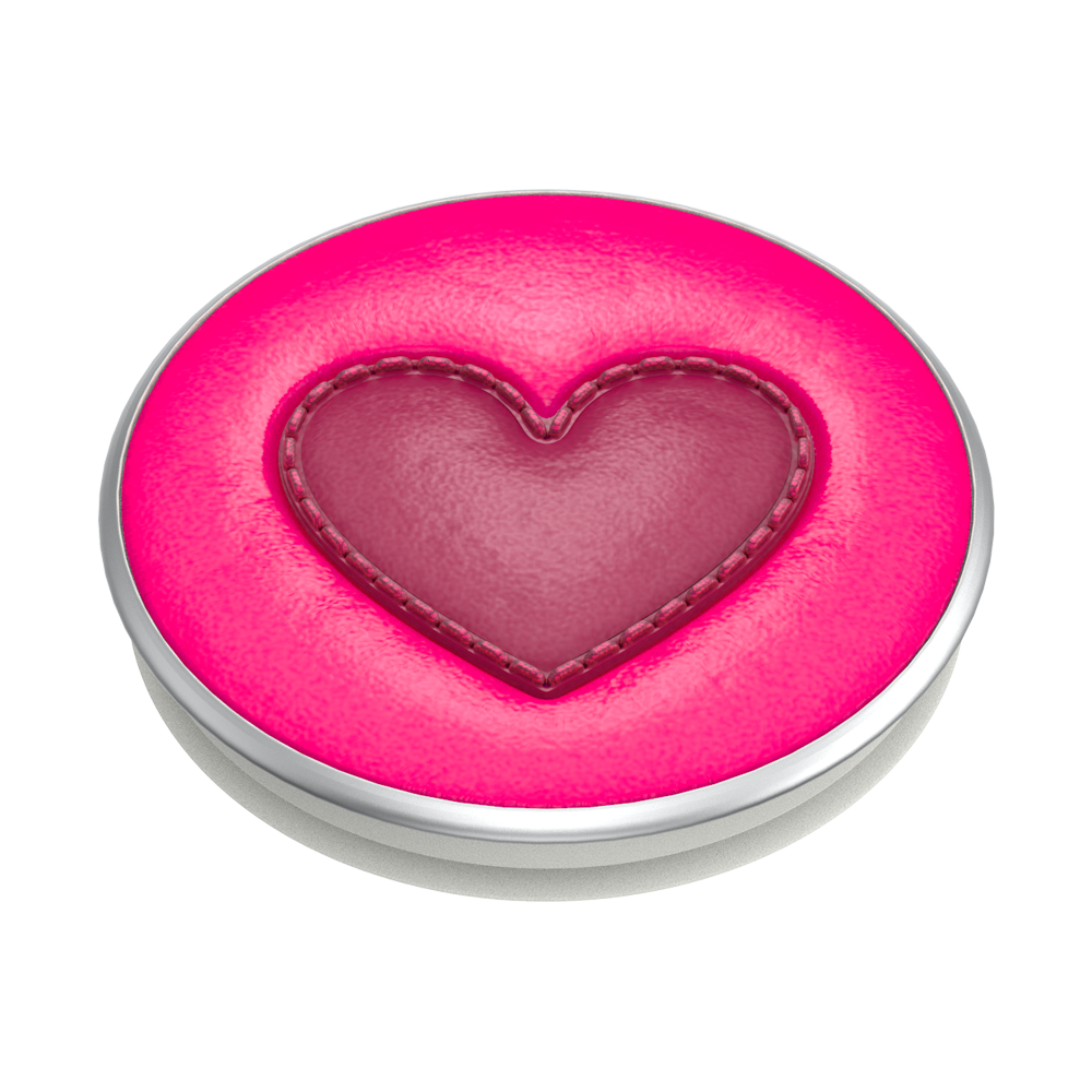 Stitched Sweet Heart, PopSockets