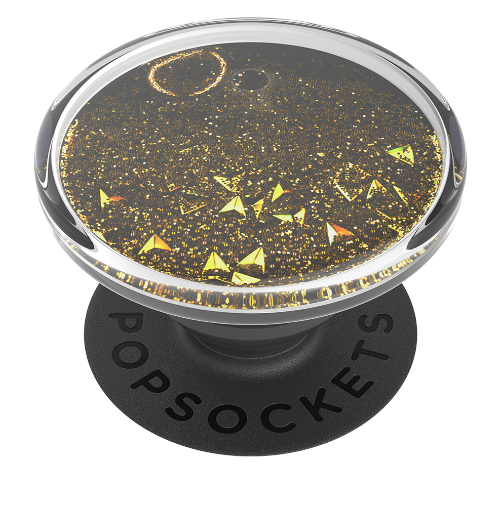 Swappable Tidepool Golden, PopSockets