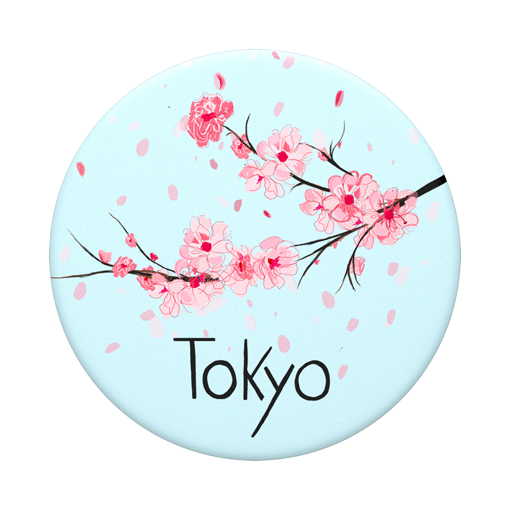 Swappable Tokyo, PopSockets
