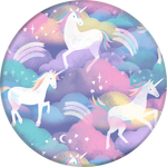 PopSockets Grip Unicorns In The Air, PopSockets