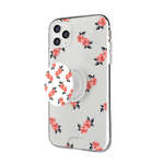Gosh + Pop Hybrid iPhone 11 Case Anabelle Spell, PopSockets