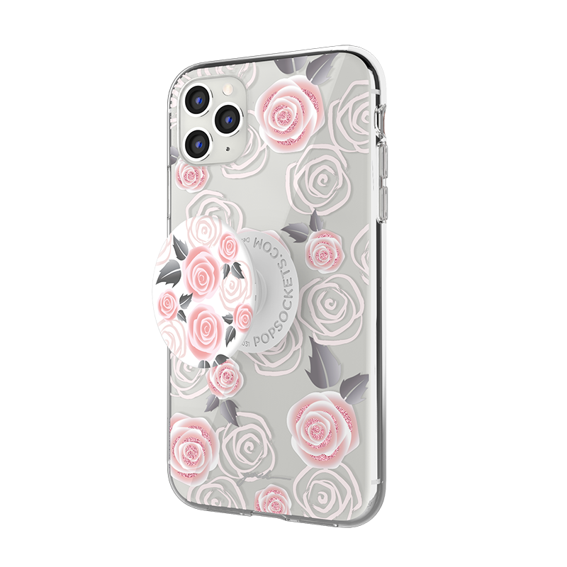 Gosh + Pop Hybrid iPhone 11 Pro Max Case Rosy Loves