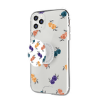 Gosh + Pop Hybrid iPhone 11 Case Tracy Lacy, PopSockets
