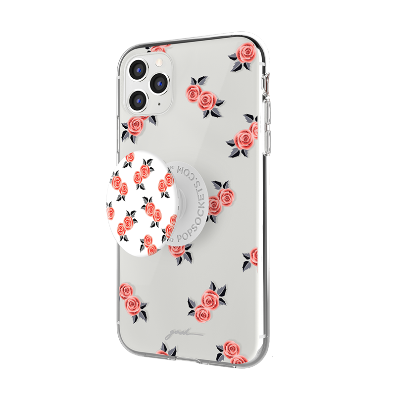 Gosh + Pop Hybrid iPhone 11 Pro Case Anabelle Spell, PopSockets