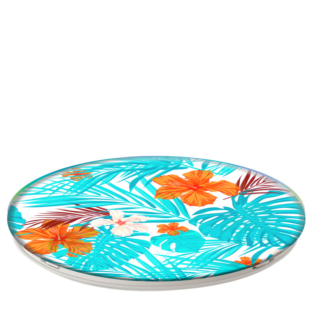 PopSockets Grip Tropical Hibiscus