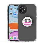 Gosh + Pop iPhone 12 mini Case, PopSockets