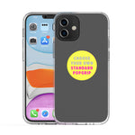 Gosh + Pop iPhone 12 / 12 Pro Case, PopSockets