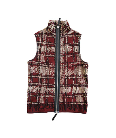 VIVIENNE WESTWOOD x WOLFORD Knitted Vest S