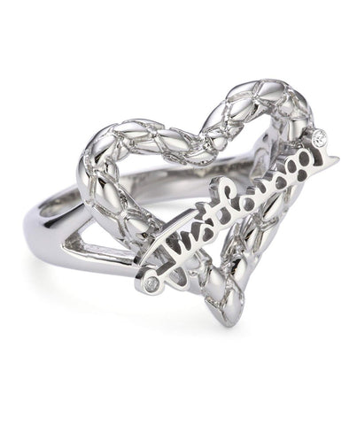 JUST CAVALLI Steel Ring