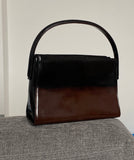 ISSEY MIYAKE IM PRODUCT Ombre Leather Bag