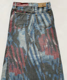 JUST CAVALLI Denim Skirt XS