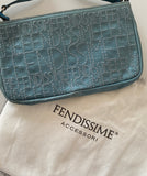 FENDISSIME by FENDI Leather Handbag