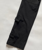 PRADA 1999 Slim Nylon Sport Pants S