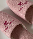COURREGES Slippers 38/39