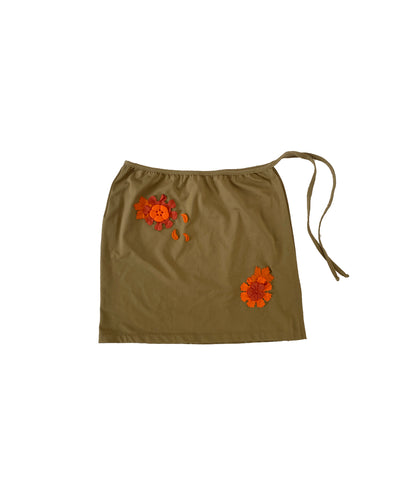FENDI Flower Apron M