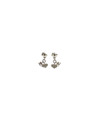 COURREGEES Petit Earrings