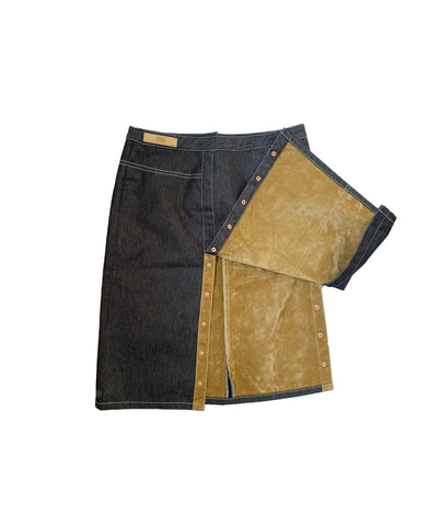 GIANFRANCO FERRE Denim Skirt M/L