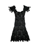 GALLIANO Handmade Wool Dress S