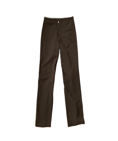 MARITHÈ + FRANÇOIS GIRBAUD Brown Pants M