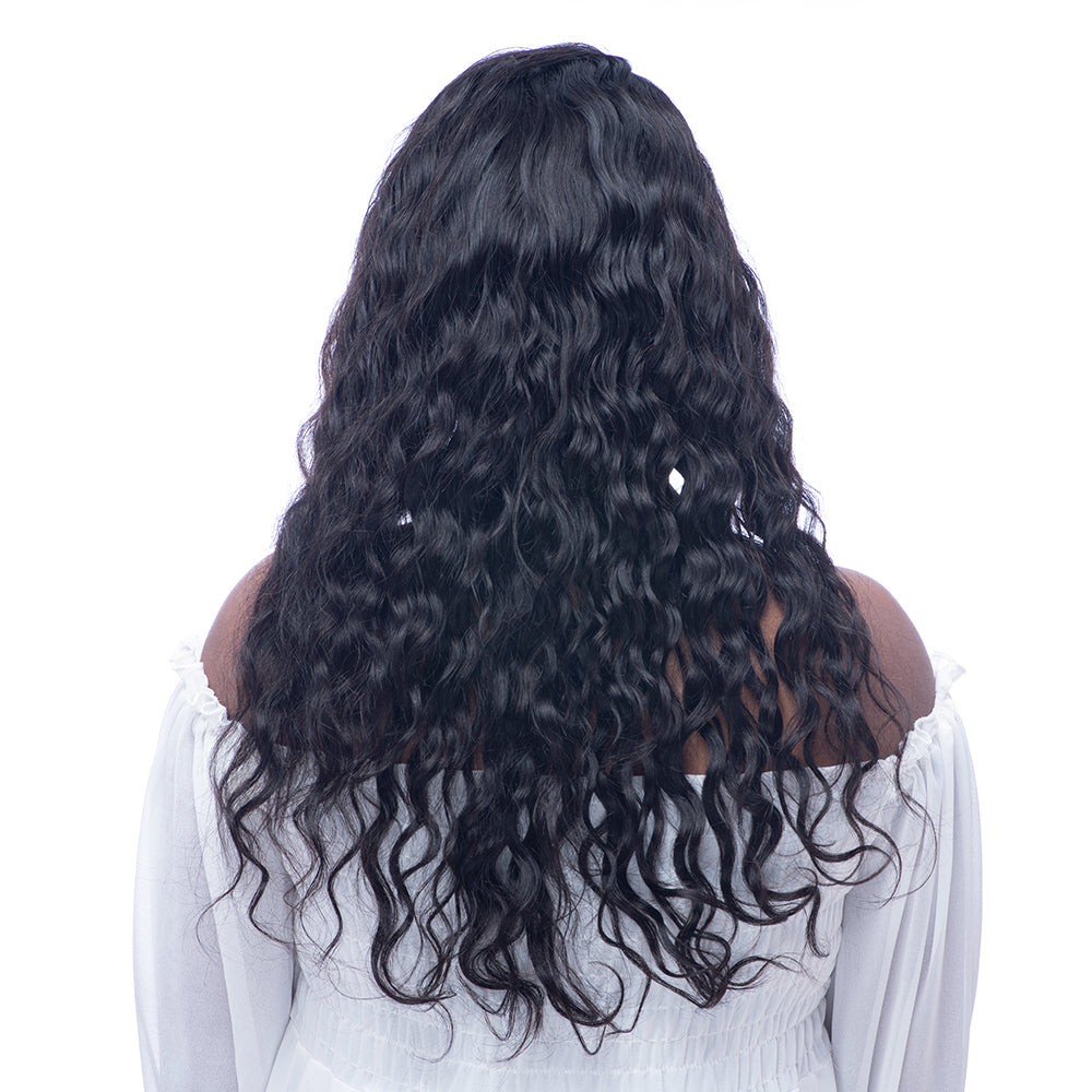 Preplucked 360 Lace Frontal Wig Loose Curly  150% Density